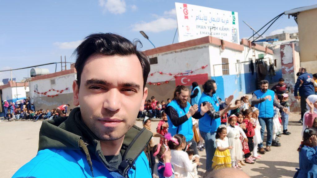 Türkiye Diyanet Vakfı'nın İdlib'deki Hizmetlerini Yerinde Gördüm